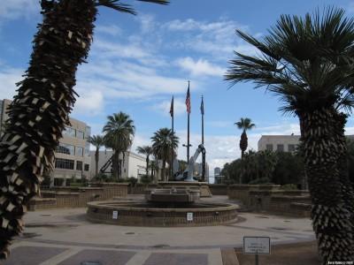 Мемориал, посвященный линкору «Аризона»