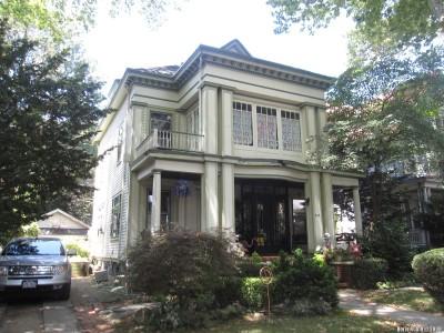 Дом Томаса Акерсона на Мальборо Роад