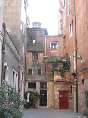 В бывшем венецианском гетто