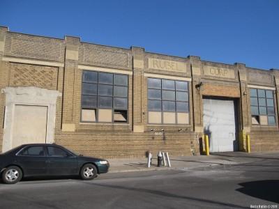 Здание на углу West 21st Street и Neptune Avenue (вид со стороны 21-й улицы)