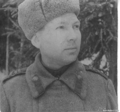 Фронтовое фото – начало 1943 года