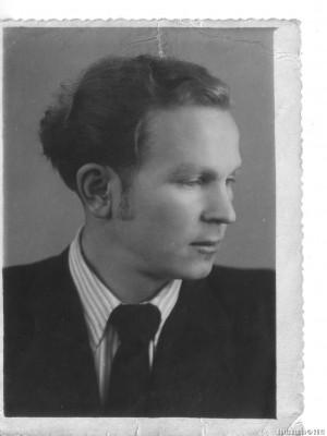 Николай Иванович Синцев Новосибирск, 1950 год
