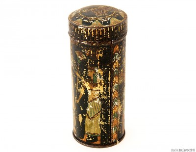 Коробка из-под мыльного порошка «Нильская лилия»