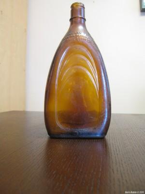 Бутылка из-под виски