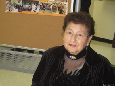 Основательница Клуба интересных встреч Мария Штейн