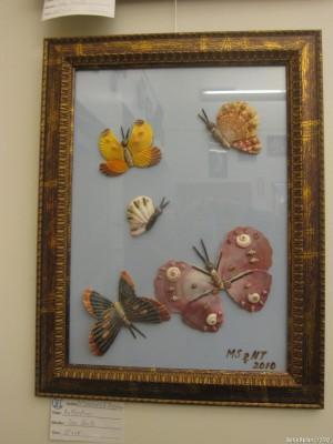 Лето. Бабочки. М.Соловьев