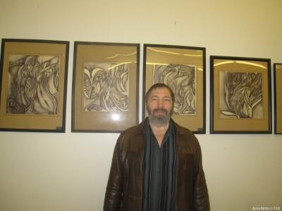 Евгений Тоневицкий и его графика