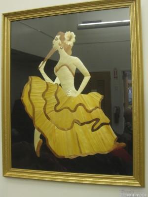«Балерина» Людмилы Шамис