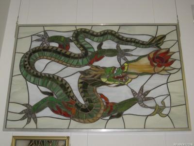 «Зеленый дракон» Леонида Гринберга
