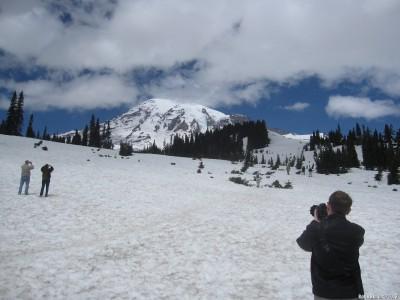 У подножия горы Рейнир