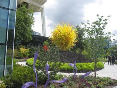 В саду из стекла Дэйла Чихули