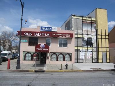 "Ресторан ""Старий Замок"" на Emmons Avenue"