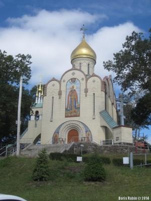 Храм-памятник Св.Владимира