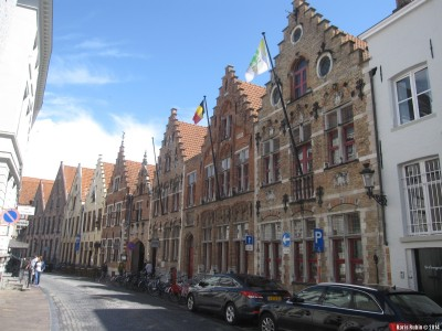 Улица в Брюгге