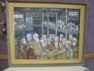 Картина кисти И.Вайншельбойма