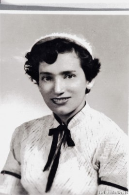 Мария в середине пятидесятых годов