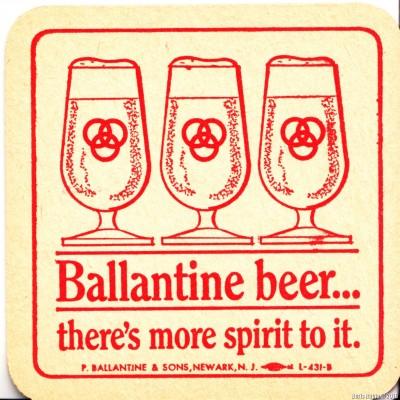 Ballantine Beer