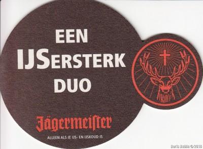 Een ijsersterk duo Beer