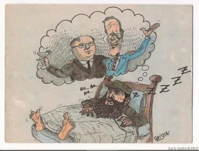 Кошмарные сны Фиделя Кастро