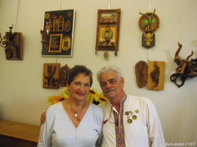 Мария Абросимова и Яков Клейнерман