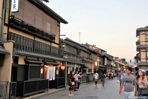 В старом Киото