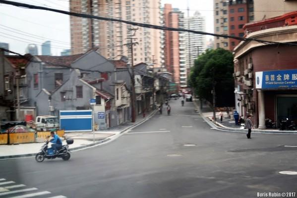 Остатки старого Шанхая