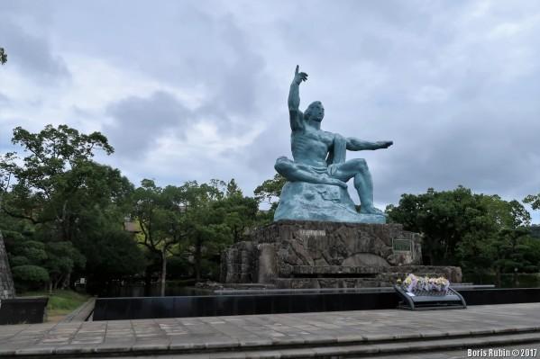 Статуя Мира в Нагасаки