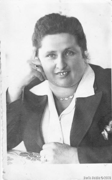 Frau Theresa Bakewell