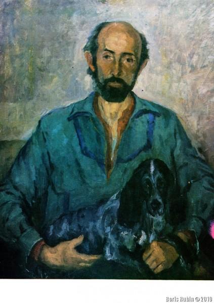 Портрет художника Шнейтера