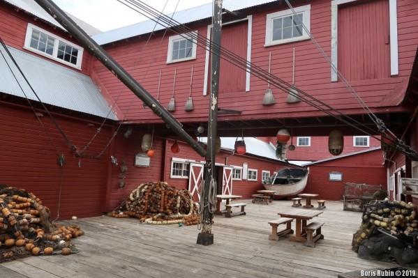 Музей рыбоконсервного завода