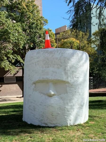 """Bunker Head"" by Leonard Ursachi"
